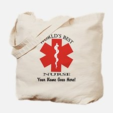 Worlds Best Nurse Tote Bag