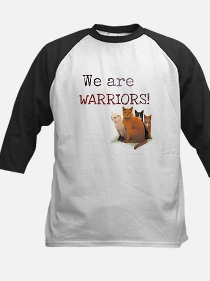 Warrior Cats: We Are Warriors! Baseball Jersey