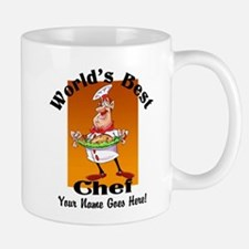 Worlds Best Chef Mugs