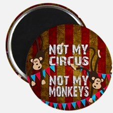 Cute Circus Magnet