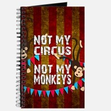 Monkeys NOT My Circus Journal