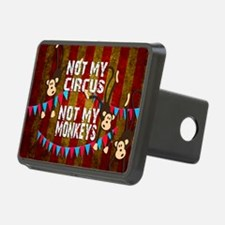 Monkeys NOT My Circus Hitch Cover