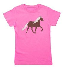 Rocky mountain horse Girl's Tee