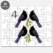 4 Calling Birds Puzzle