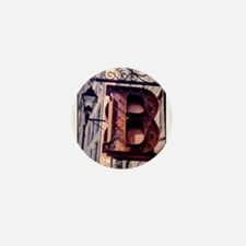 B is for ... Mini Button