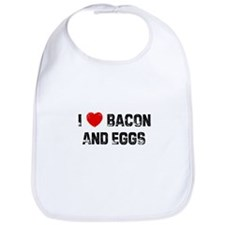 I * Bacon And Eggs Bib