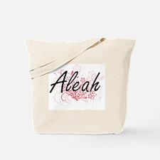 Cute Aleah Tote Bag