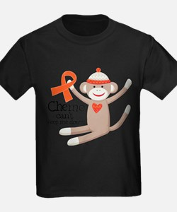Funny Support leukemia awareness T
