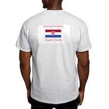 Zagreb, Croatia T-Shirt