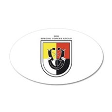 3rd Special Forces Group Wall Decal