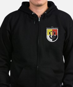 3rd Special Forces Group Zip Hoodie