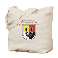 3rd Special Forces Airborne Tote Bag