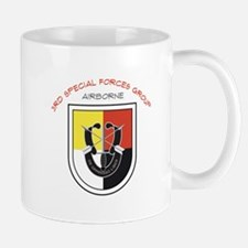 3rd Special Forces Airborne Mugs