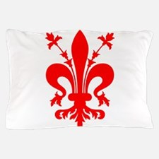 Giglio Firenze florence lys Pillow Case