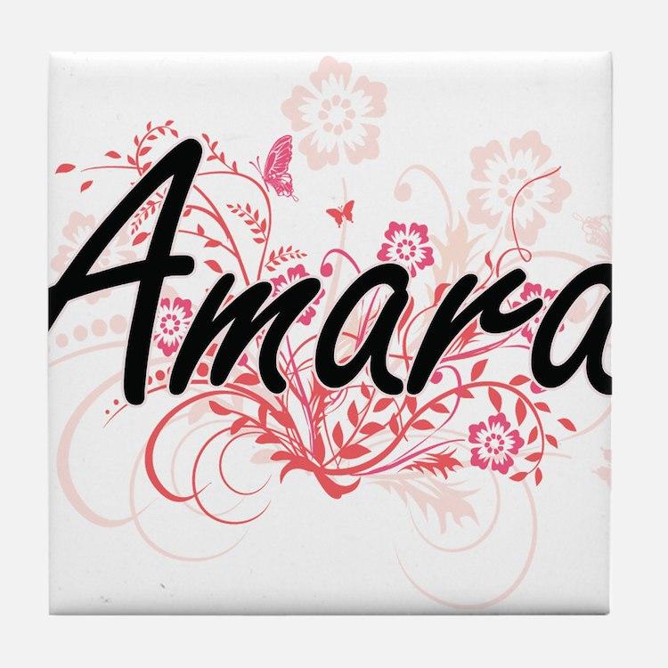 Amara Coasters Cork Puzzle Tile Coasters Cafepress