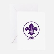 Cute Scouting Greeting Cards (Pk of 20)