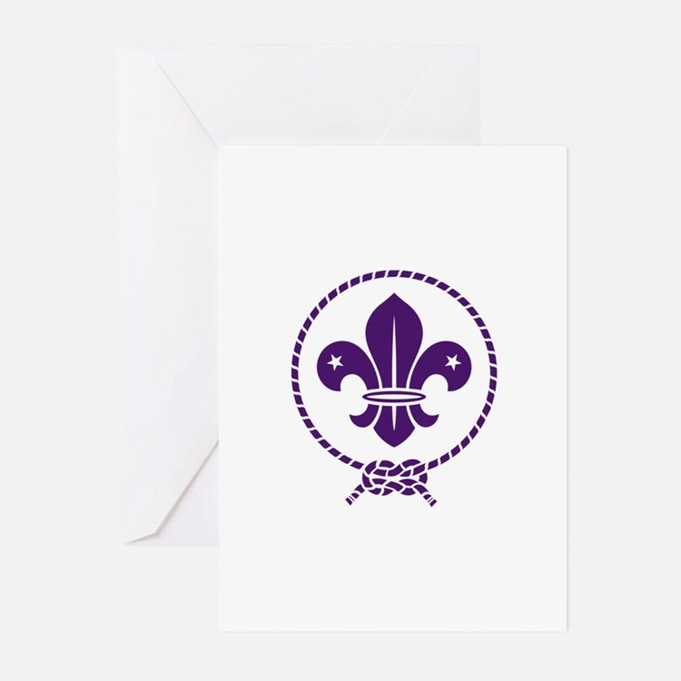 Cute Scout Greeting Cards (Pk of 20)