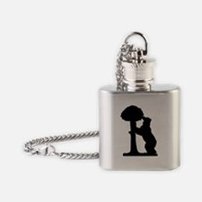 Cool Real madrid Flask Necklace