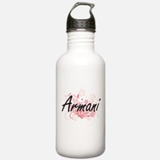 Armani Artistic Name D Water Bottle