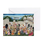 Victory Procession Greeting Cards (Pk of 10)