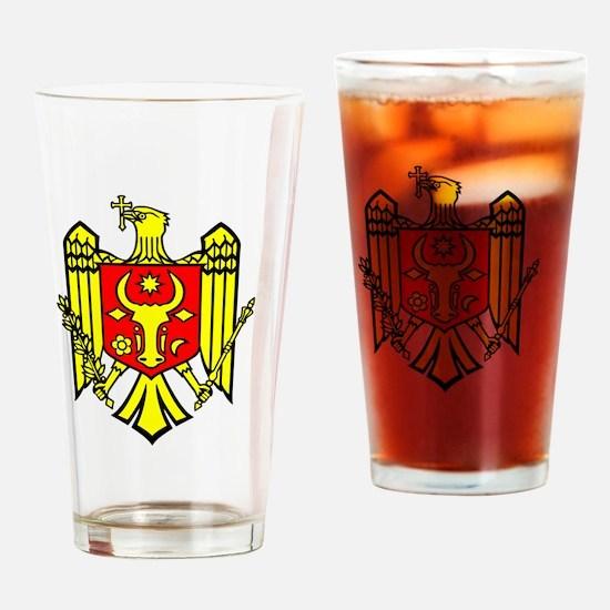 Unique Chisinau Drinking Glass