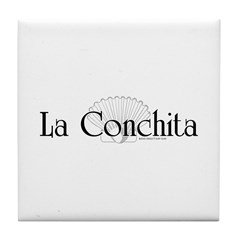 La Conchita Tile Coaster