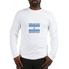 Tierra del Fuego, Argentina Long Sleeve T-Shirt