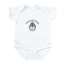 Tierra del Fuego, Argentina Infant Bodysuit