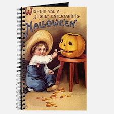Pumpkin Carving Journal