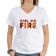 Hunger Games Girl on Fire T-Shirt