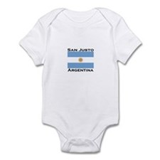 San Justo, Argentina Infant Bodysuit
