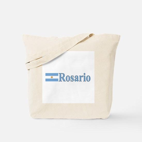 Rosario, Argentina Tote Bag