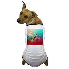 Violin with violin Dog T-Shirt