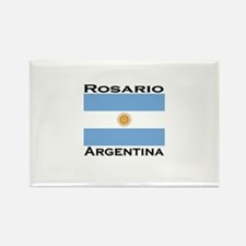 Rosario, Argentina Rectangle Magnet