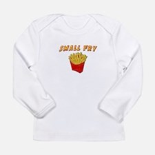 Funny French food Long Sleeve Infant T-Shirt