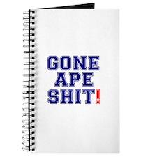 GONE APE SHIT! Journal