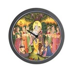 Divine Music Wall Clock