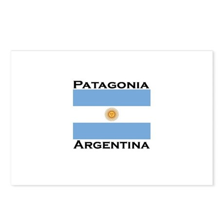 Patagonia, Argentina Postcards (Package of 8)