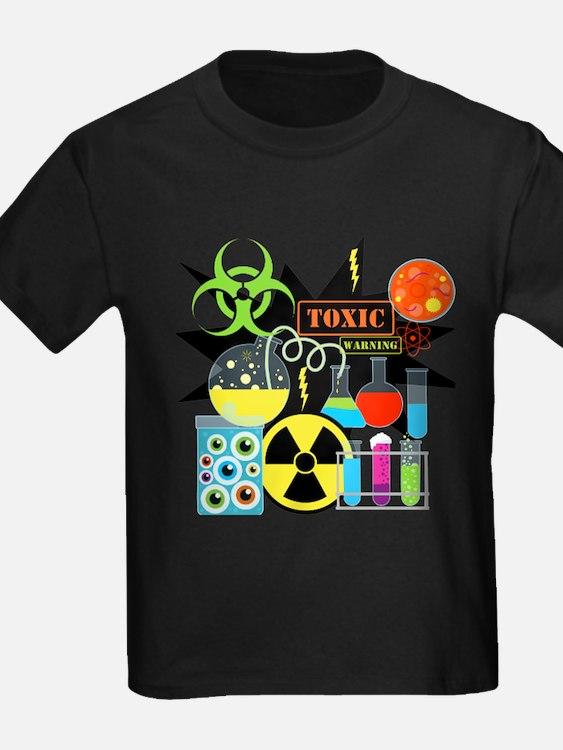 Cute Laboratory beakers T