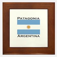 Patagonia, Argentina Framed Tile