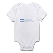 Patagonia, Argentina Infant Bodysuit