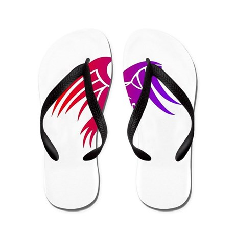 5e0cd95098b9b eagle tribal tattoo design Flip Flops by ADMIN CP109821655