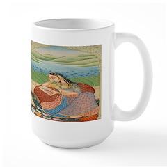 Painting Her Love Mug