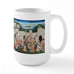 Victory Procession Mug