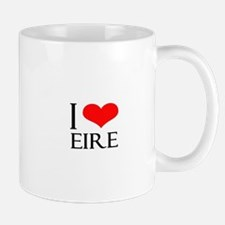 i love eire Mugs
