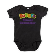 Cool School counselor Baby Bodysuit