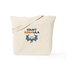 Count Adamula Tote Bag