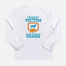 Cute Animal design Long Sleeve Infant T-Shirt
