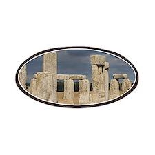Stonehenge Wiltshire England United Kingdom Patch