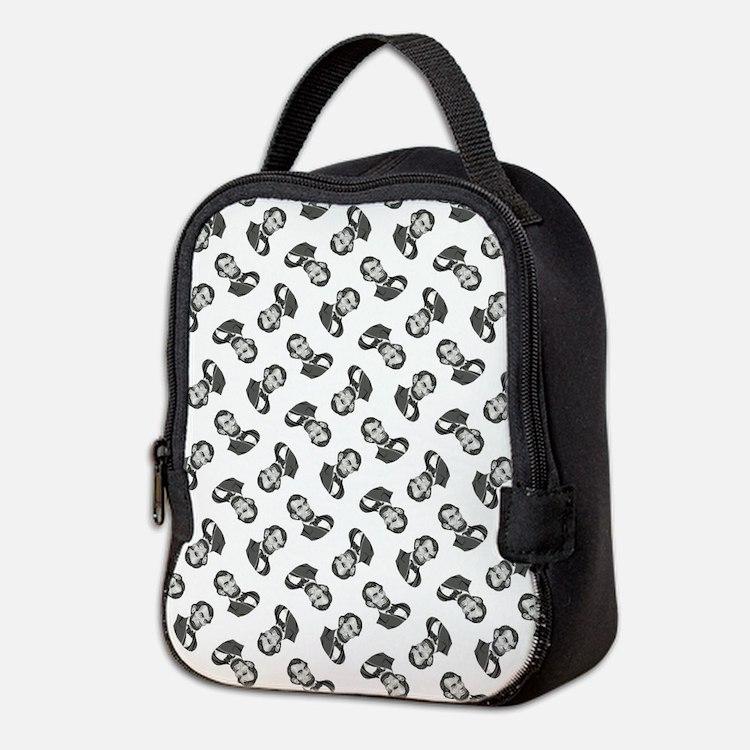 HONEST ABE Neoprene Lunch Bag